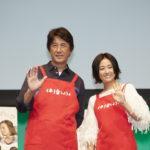 ご当地タニタごはんコンテストに草刈正雄 木村文乃「体操しようよ」登壇!