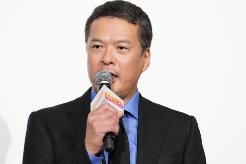 田中哲司『音量を上げろタコ!』公開記念舞台挨拶