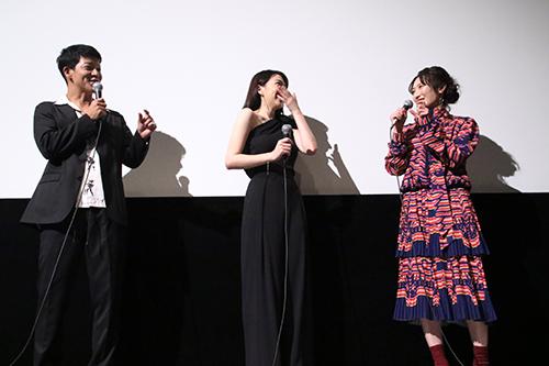 知英、武田梨奈、駿河太郎『殺る女』