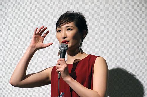武田梨奈『殺る女』完成披露