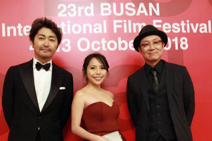 安田顕、俳優人生初海外映画祭!第23回釜山国際映画祭レッドカーペット!映画『愛しのアイリーン』