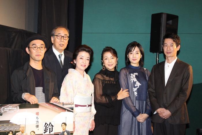 岸部一徳主演『鈴木家の嘘』東京国際映画祭でワールドプレミア舞台挨拶、Q&A