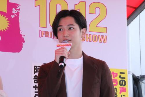 千葉雄大『音量を上げろタコ!』渋谷109イベント