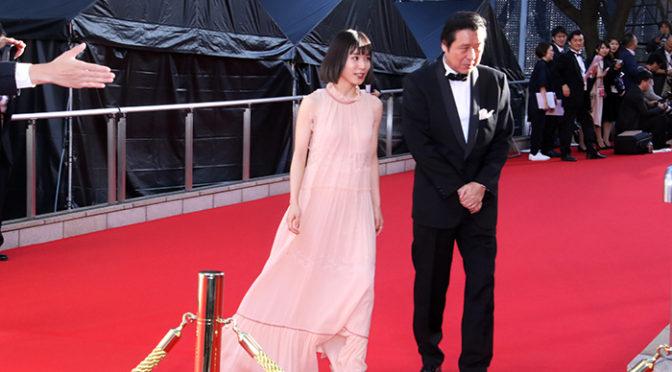 いよいよスタート!第31回東京国際映画祭レッドカーペット その1