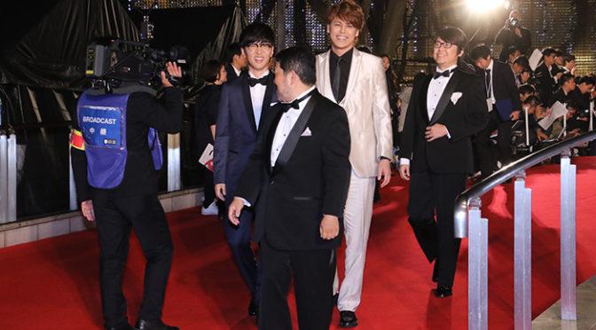 第31回東京国際映画祭レッドカーペット その3
