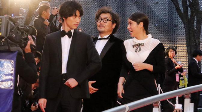 第31回東京国際映画祭レッドカーペット その2