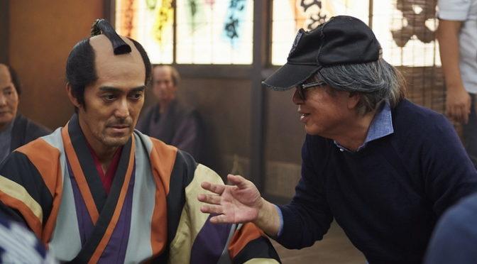 『のみとり侍』鶴橋康夫監督のオフィシャルインタビューが到着