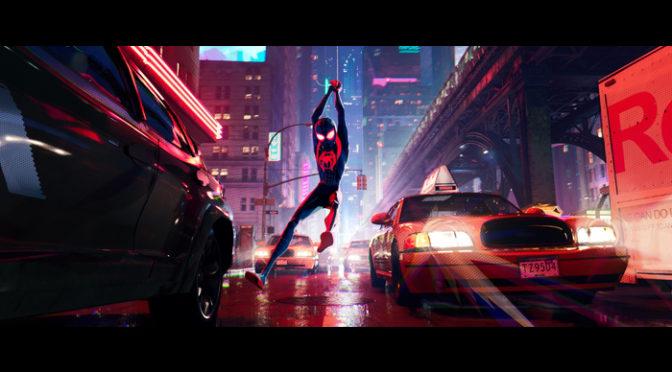 『スパイダーマン:スパイダーバース』第76回ゴールデングローブ賞のアニメ映画賞にノミネート