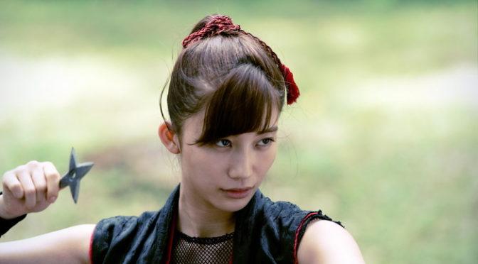 園子温×坂口拓×小倉優香 映画『レッド・ブレイド』ポスタービジュアル&予告映像到着!