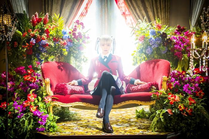 生徒会長・桃喰綺羅莉役は池田エライザに決定!浜辺美波x英勉監督「映画 賭ケグルイ」