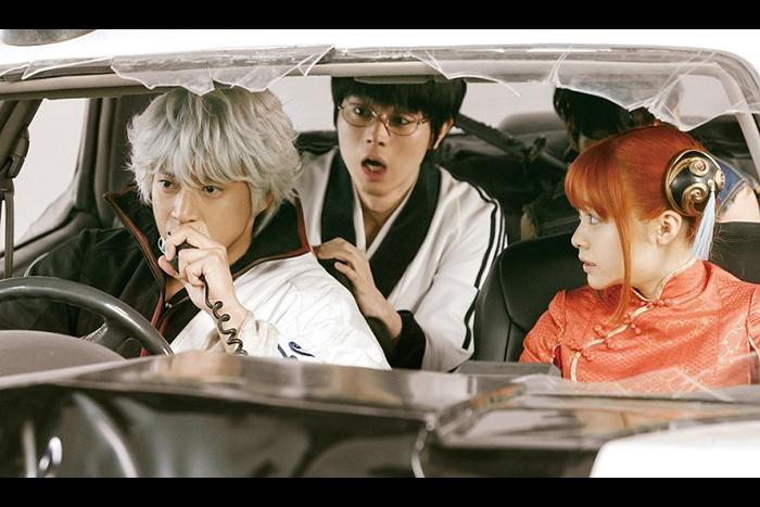 福田雄一 x 小栗旬『銀魂2 掟は破るためにこそある』12月18日(火) ブルーレイ&DVDリリース決定