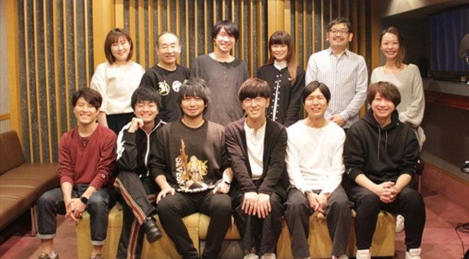 劇場版『えいがのおそ松さん』のアフレコレポートが到着!