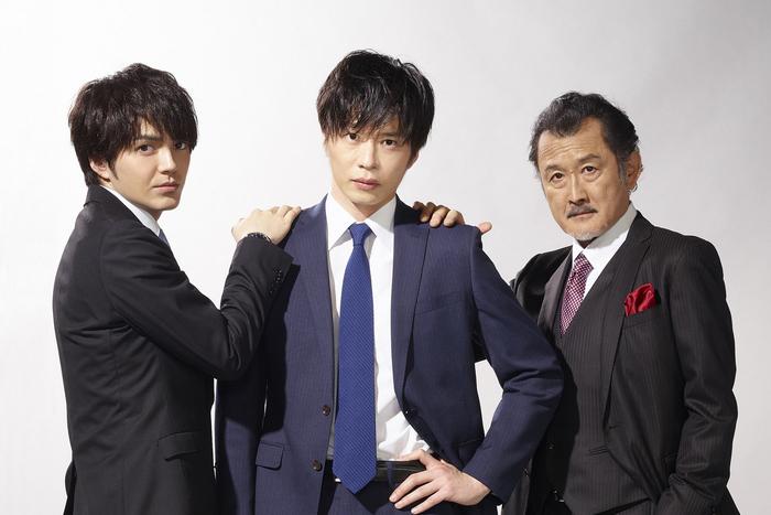 『劇場版 おっさんずラブ(仮)』映画化決定 田中圭からのコメント到着!