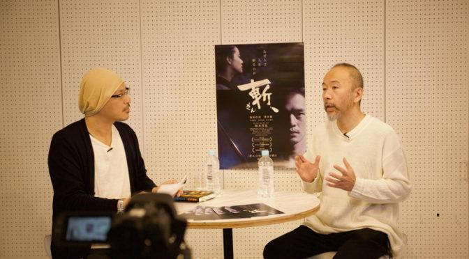 「活弁シネマ倶楽部」塚本晋也監督が挑む初の時代劇『斬、』を取り上げ!高密度トークを展開