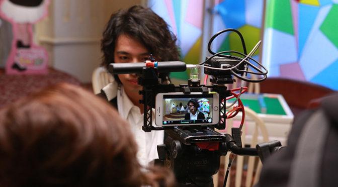 斎藤工X白石和彌監督『麻雀放浪記2020』は20台のiPhoneで全編を撮影!