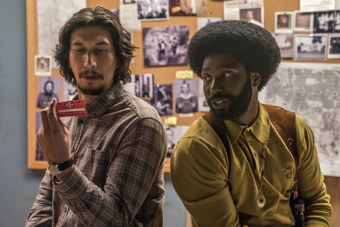 スパイク・リー監督最新作『ブラック・クランズマン』第76回ゴールデングローブ賞4部門にノミネート