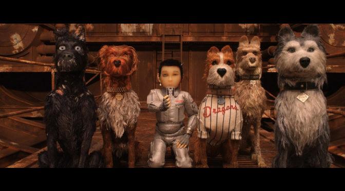 映画『犬ヶ島』第76回ゴールデングローブ賞 アニメ映画賞、作曲賞の2部門にノミネート