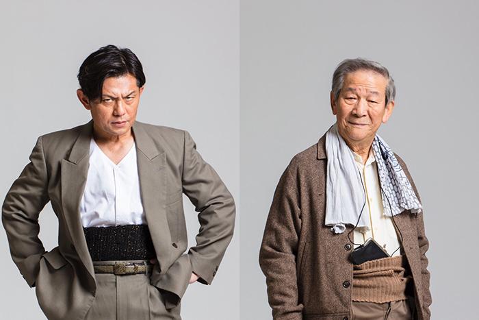 斎藤工『麻雀放浪記2020』キャスト発表 第4弾ドサ健・出目徳・女衒の達は・・・