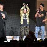 SWAY初ワンマンライブに斎藤工、永野がサプライズ登壇!映画『MANRIKI』SP特報映像披露!