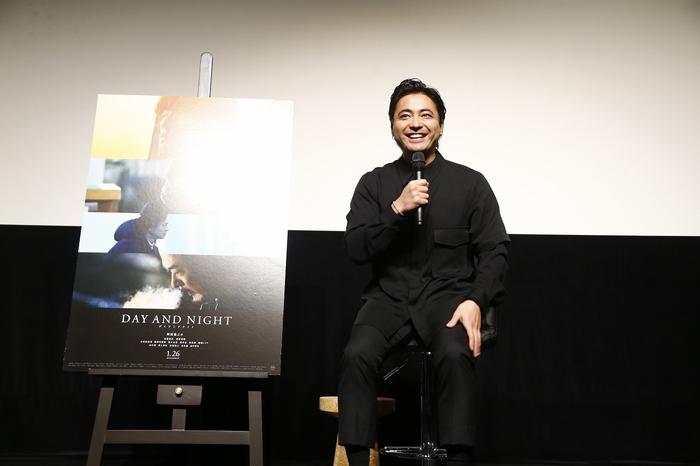山田孝之が女子中高生の質問に回答!映画『デイアンドナイト』女子中高生試写会イベント