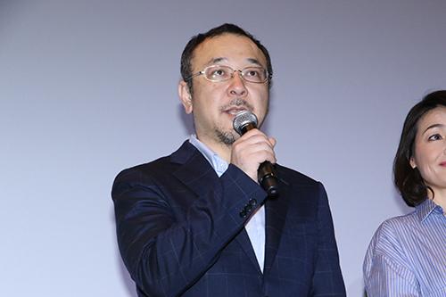 『愛唄-ー約束のナクヒトー』親子試写会 川村泰祐監督