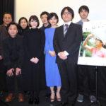 杉田協士監督 7年ぶりの長編映画『ひかりの歌』初日舞台挨拶