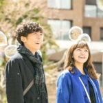 高橋一生&川口春奈が大はしゃぎ!! メイキング映像到着!『九月の恋と出会うまで』