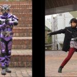 仮面ライダージオウ スピンオフ PART1『仮面ライダーシノビ』配信決定!