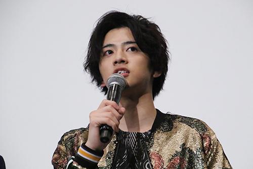 飯島寛騎『愛唄 -約束ナクヒト-』公開記念舞台挨拶