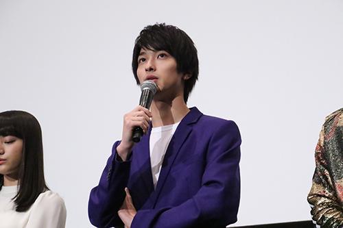 横浜流星『愛唄 -約束ナクヒト-』公開記念舞台挨拶