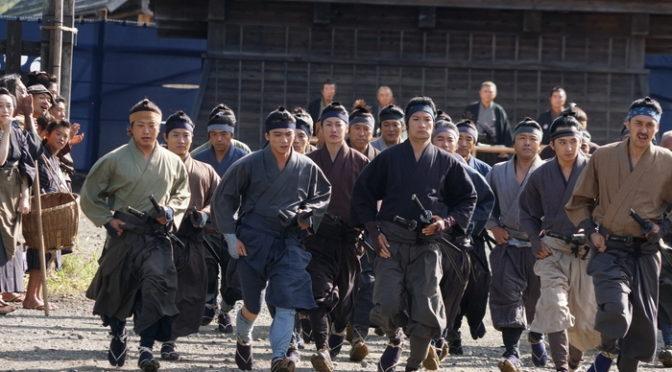 佐藤健、小松菜奈、森山未來、染谷将太…全力疾走!『サムライマラソン』本編映像解禁