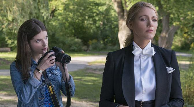 映画『シンプル・フェイバー』アナ・ケンドリックとブレイク・ライブリーのインタビュー到着