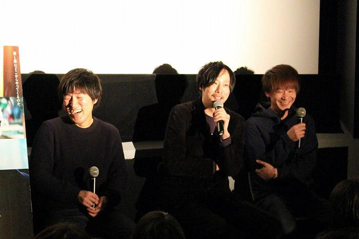 監督・脚本家・プロデューサー3人が語った映画『デイアンドナイト』トークイベント