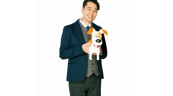 設楽統、日村勇紀、永作博美、佐藤栞里 続投!邦題『ペット2』に決定!!
