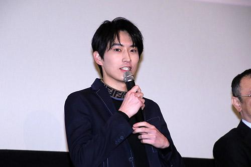 杉野遥亮『L・DK』完成披露