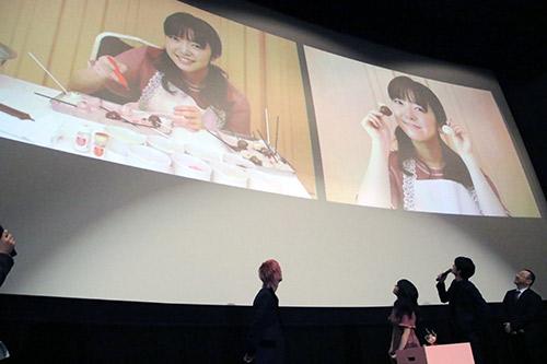 上白石萌音、杉野遥亮、横浜流星、川村泰祐監督『L・DK』完成披露