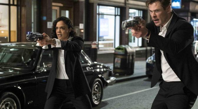 『メン・イン・ブラック:インターナショナル』今度はMIB内にスパイが潜入?新予告解禁