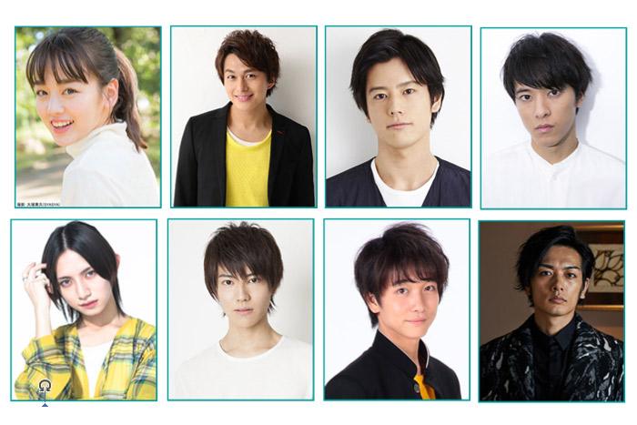 ドラマ&映画『明治東亰恋伽』イベント開催決定!主題歌はKENN ドラマ版予告到着!