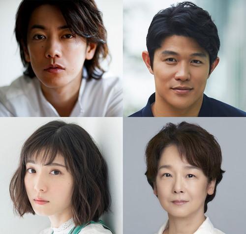 『ひとよ』佐藤健、鈴木亮平、松岡茉優、田中裕子