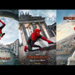 『スパイダーマン:ファー・フロム・ホーム』海外版3都市ポスター到着!