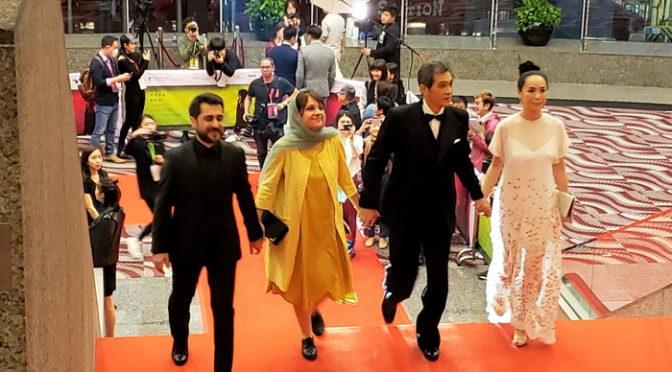 第43回香港国際映画祭開幕!『二階堂家物語』加藤雅也 河瀨直美らレッドカーペットに登場