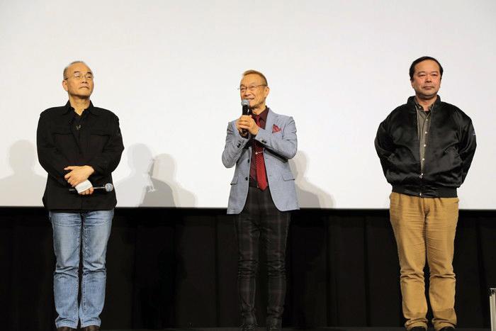 神谷明も一緒に応援!『劇場版シティーハンター 』大ヒット 応援上映会