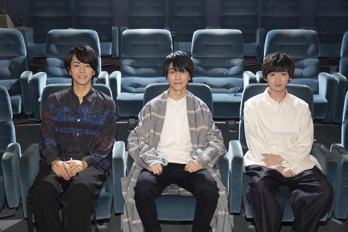 「映画刀剣乱舞‐継承‐」Blu-ray&DVD 発売決定! 鈴木拡樹ら9名コメント到着!