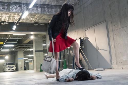 土屋太鳳と芳根京子キス『累‐かさね‐』