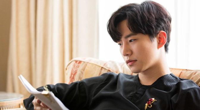 ジュノ(2PM)邦画初出演映画『薔薇とチューリップ』ポスター&本予告映像初公開!