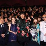 斎藤工、もも、ベッキー、竹中直人、白石和彌監督『麻雀放浪記2020』完成披露しないイベント