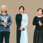 篠原涼子 サプライズ登場!『今日も嫌がらせ弁当』八丈島特別試写会