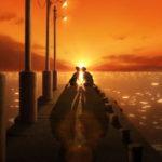 海辺の街で起こる、運命的な恋。湯浅政明監督最新作『きみと、波にのれたら』場面写真一挙解禁