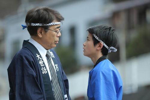 小倉久寛 山﨑光『まく子』