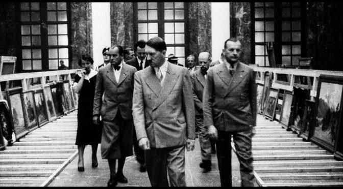『ヒトラーVS.ピカソ 奪われた名画のゆくえ』へコメント到着